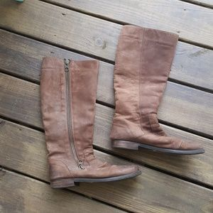 Steve Madden Disstressed leather boot Linderr 10M